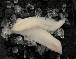 Picture of Cod loins, fresh, skinless/boneless size 200-400 gr.