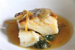 "Picture of Salted cod fillets ""bacalao"", size 200-400 gr."